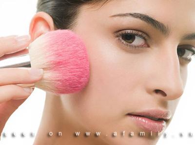 Bí quyết sử dụng phấn má hồng