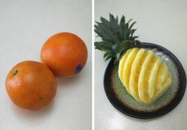 Nước ép dứa và cam cho hè thêm mát