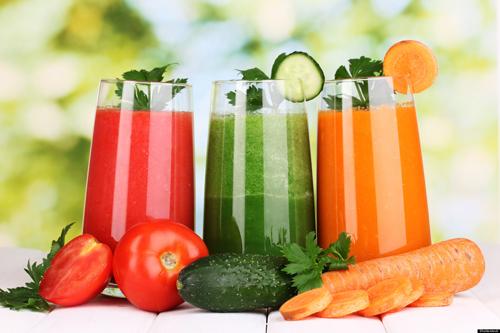 10 bước detox cơ thể trong một ngày