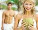 Nước dừa giúp giảm cân?